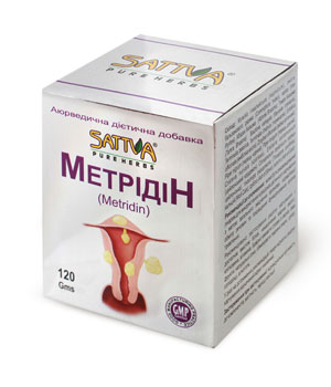 МЕТРИДИН - Аюрведический Препарат Для Женской Репродуктивной Системы